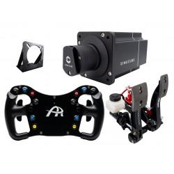 SC2 Pro + Simtag 2-pedalset...
