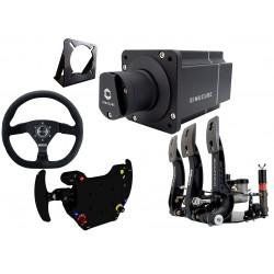 SC2 Pro + Simtag 3-pedalset...